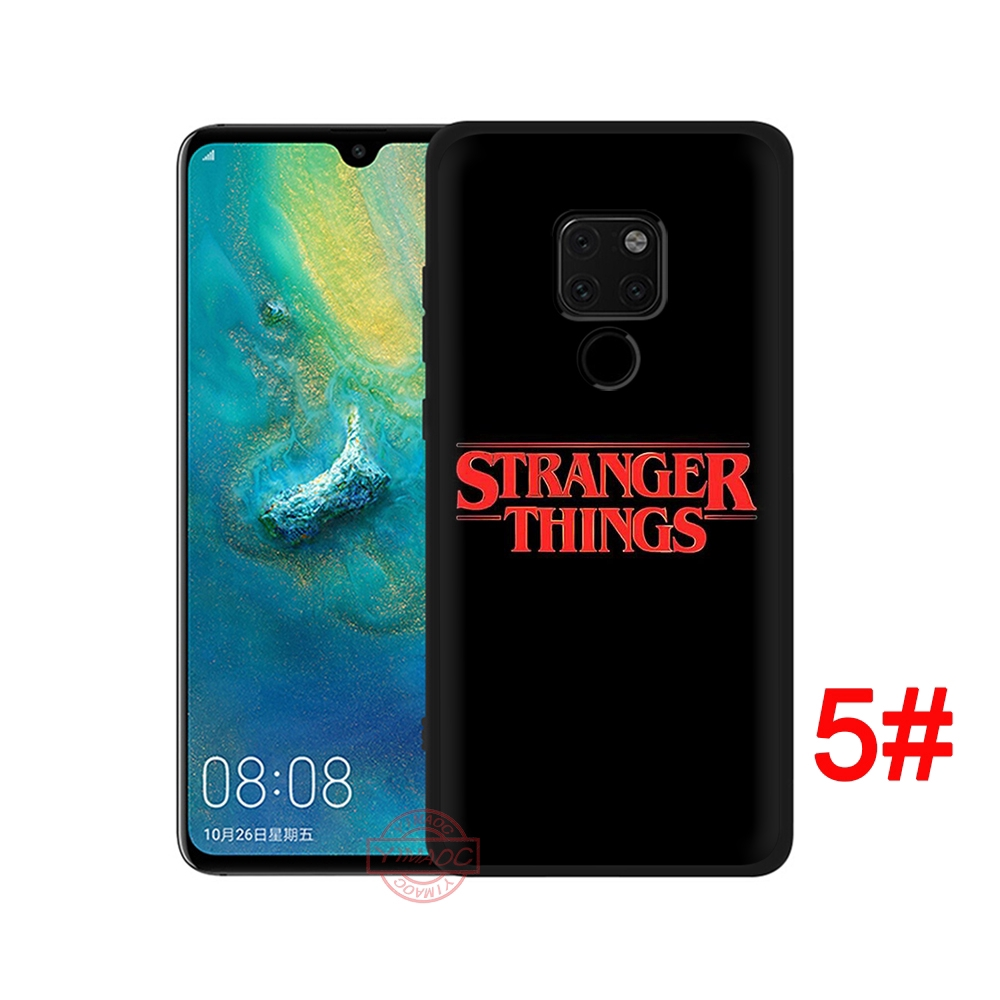 coque huawei y6 pro 2017 stranger thing