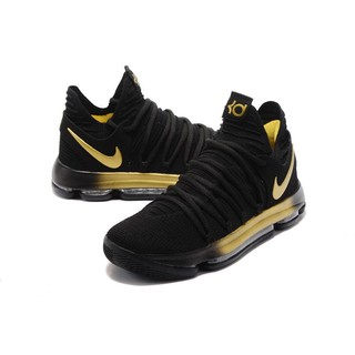 premium selection 2a2c1 45afe NIKE KD 10 BLACK GOLD (PREMIUM QUALITY-OEM) | Shopee Philippines