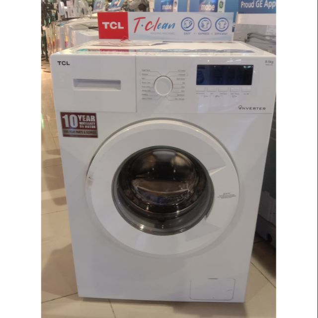 TCL INVERTER FRONT LOAD FULLY AUTO WASHING MACHINE 6kg 7kg ...