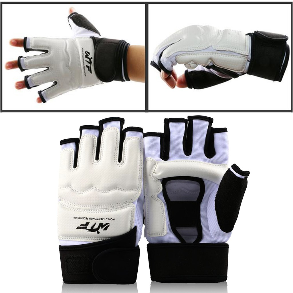 TaeKwondo Gloves Sparring Hand Protector Protective Gear