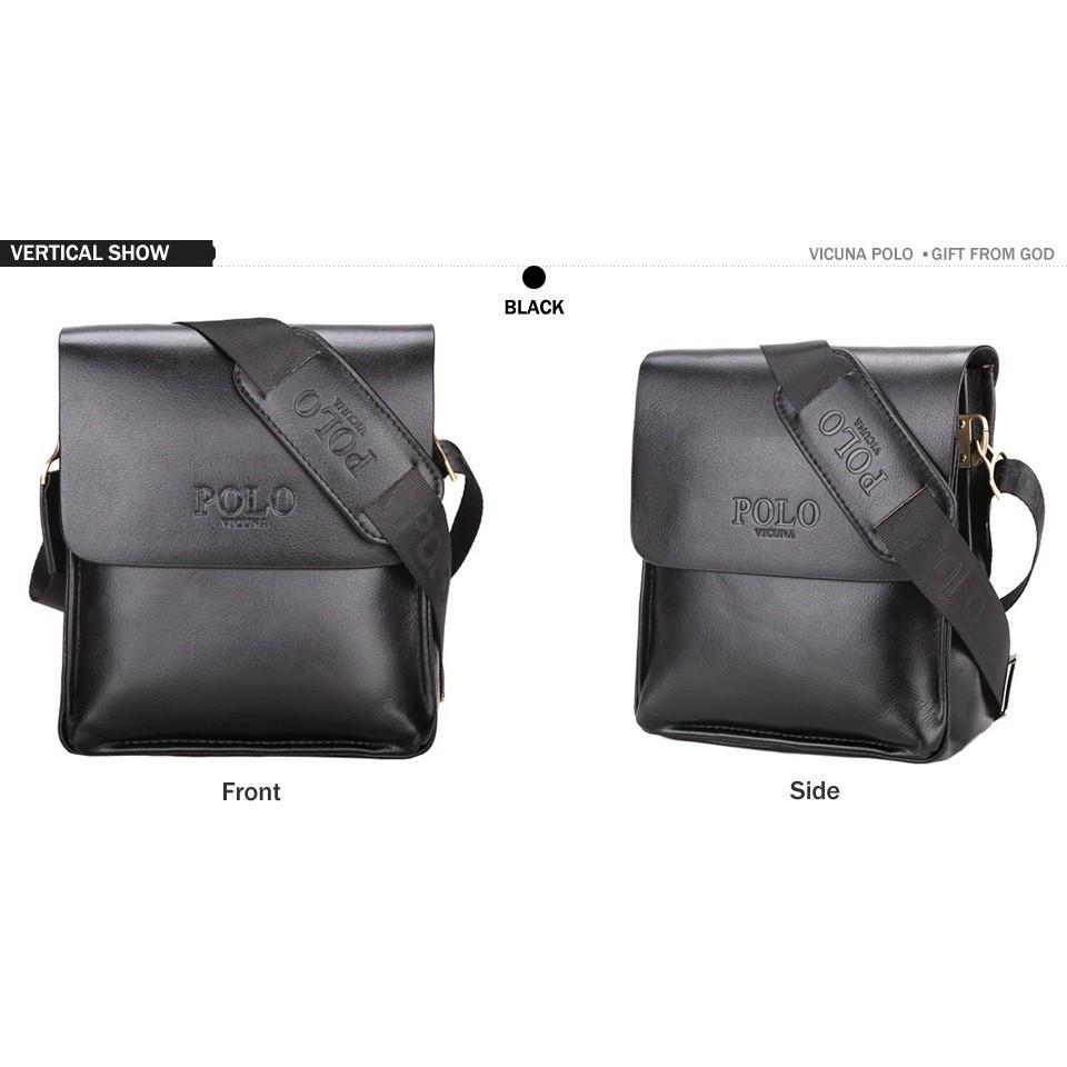 c44d58ffc6fb SIN Vicuna Polo Buckle Sling Bag
