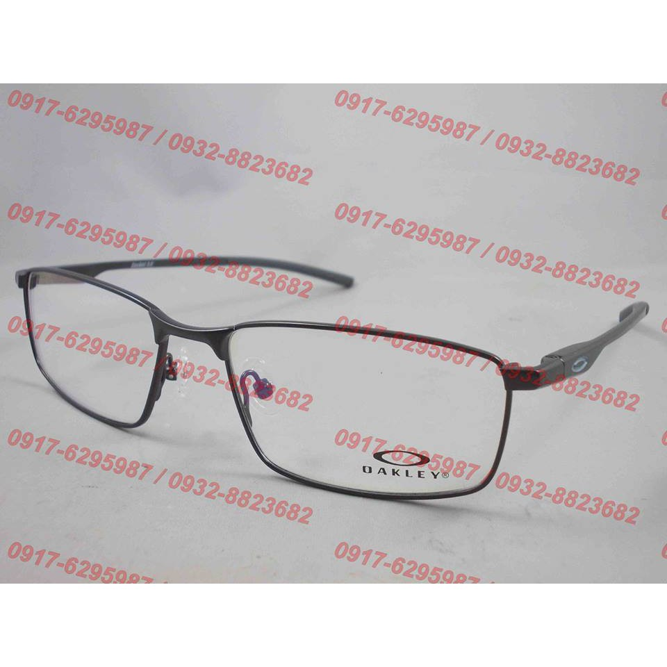4b18f3f6db Small Oakley Metal Torpedo Vault Case for Eyeglasses Frame