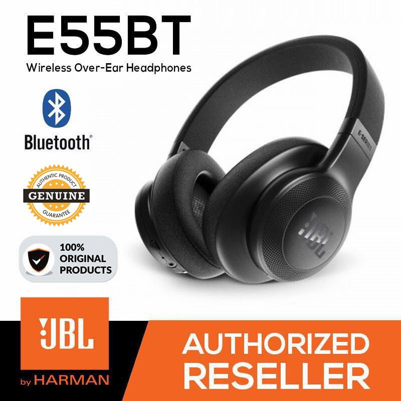 Audio Cable Jbl E55bt Bluetooth Wireless Headset Subwoofer Shopee Philippines