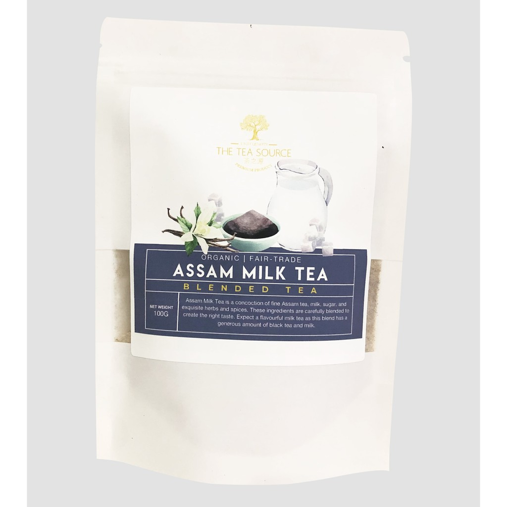 Assam Milk Tea [100g/250g/500g] | Shopee Philippines