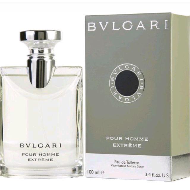 5e28433f259 Bvlgari Extreme for man men us tester perfume 100ml