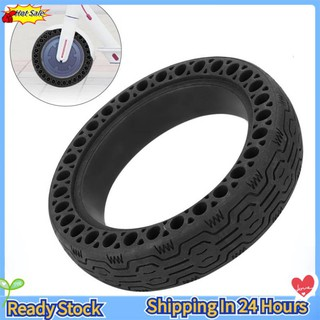Inner Honeycomb Shock Absorption Xiaomi M365 Scooter Tires 8 1-2x2 Explosion-Proof Solid Tires Non-Slip Pattern Electric Scooter Tires