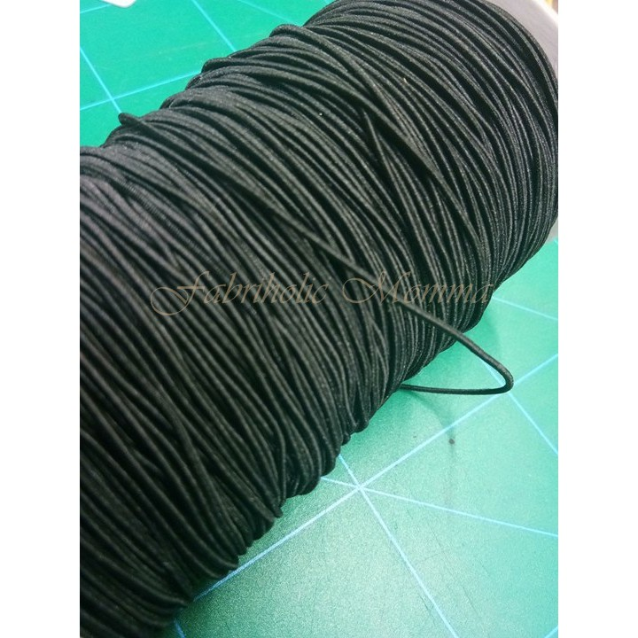 Round Elastic Cord For Facemask Shopee Philippines