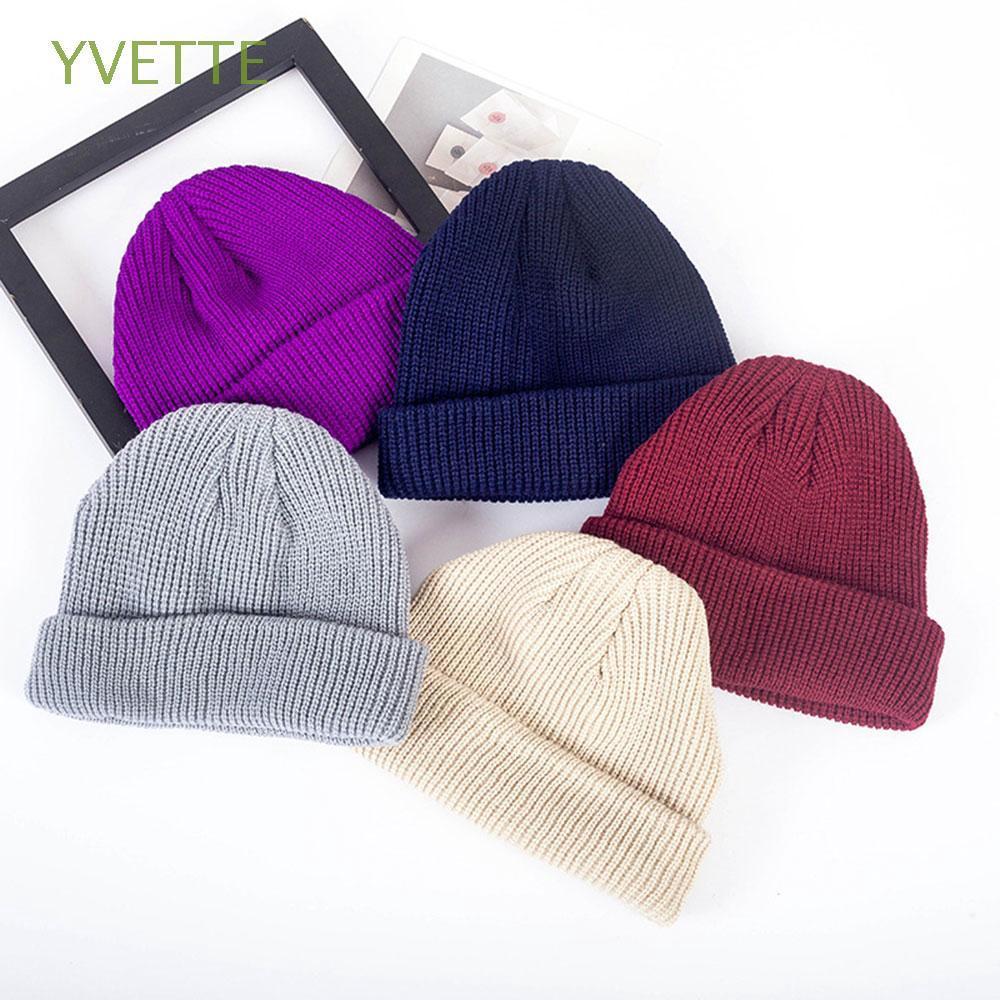 787dab00d Fashion Casual Ski Winter Warm Crochet Knitted Hat