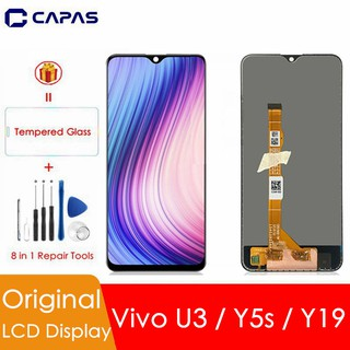 Color : Color1 Touch Screen and Digitizer Full Assembly for Vivo Y85 Z1i Z1 Happyshopping Digital Mobile Phone Replacement//Replace LCD Screen