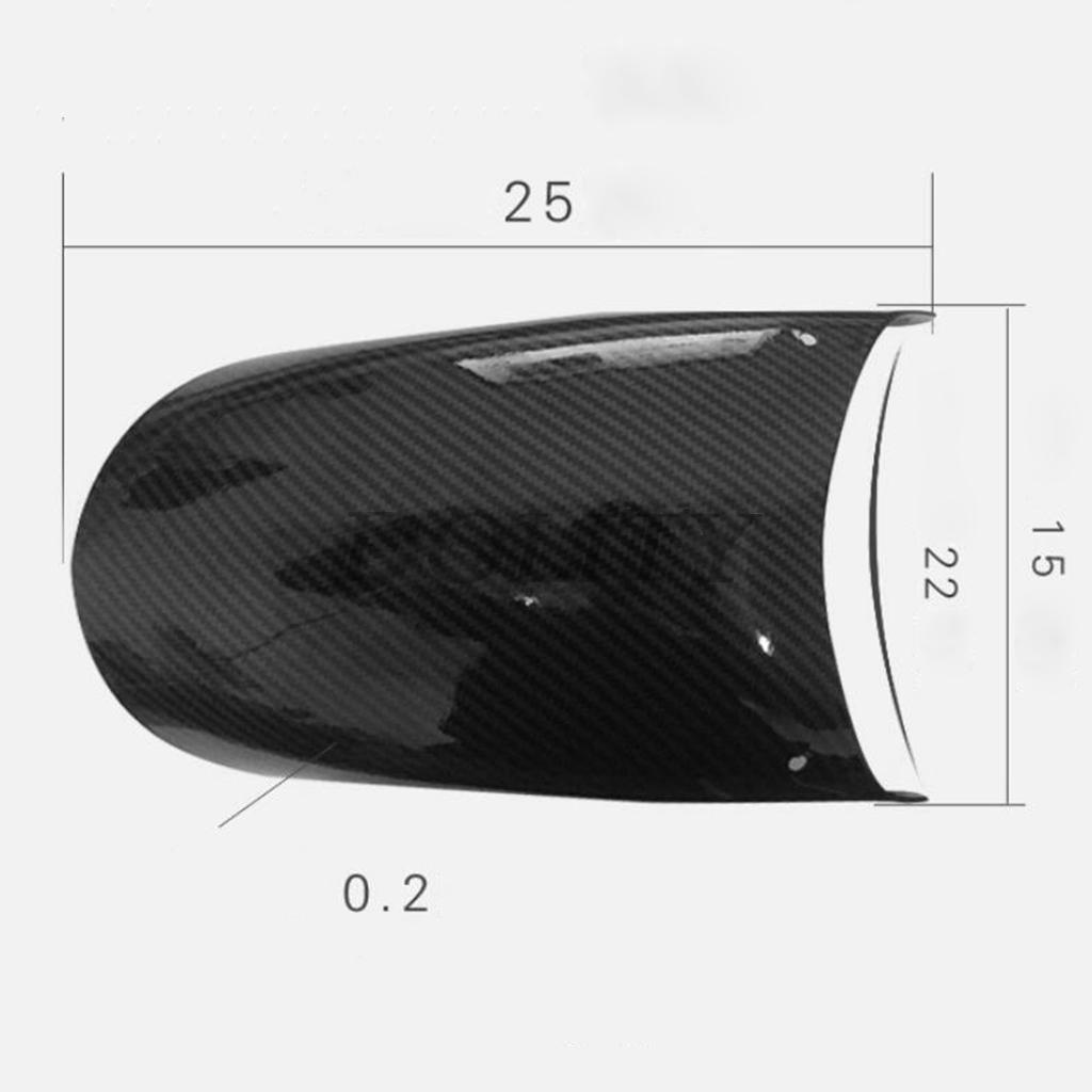 Dolity 2 Pieces Rubber Motorcycle Handlebar Hand Grips for Harley 883 1200 Yamaha//Kawasaki CB400
