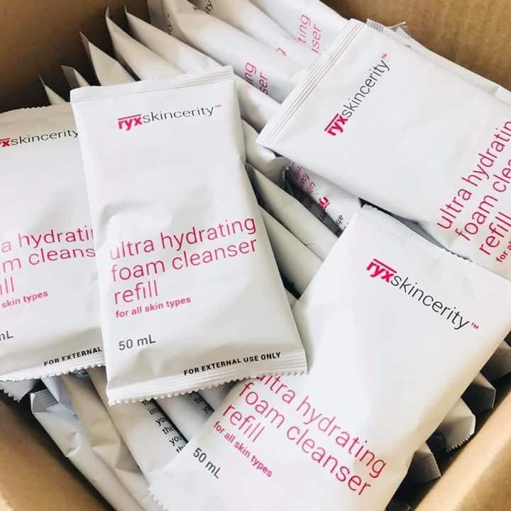 RYX Ultra Hydrating Foam Cleanser Refill