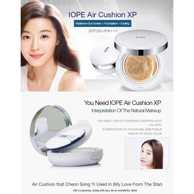 Image result for iope air cushion