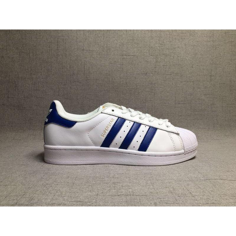adidas superstar colours blue