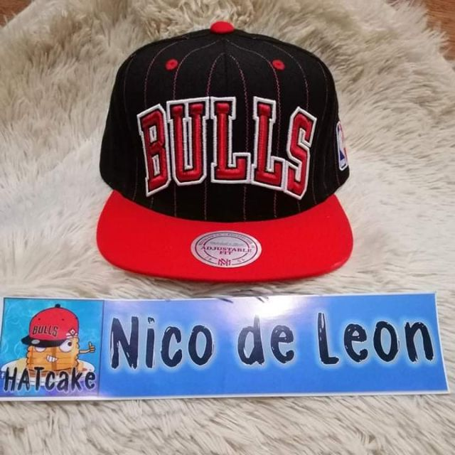 huge selection of 6aa15 7ef79 Chicago Bulls Cap   Hat   Shopee Philippines