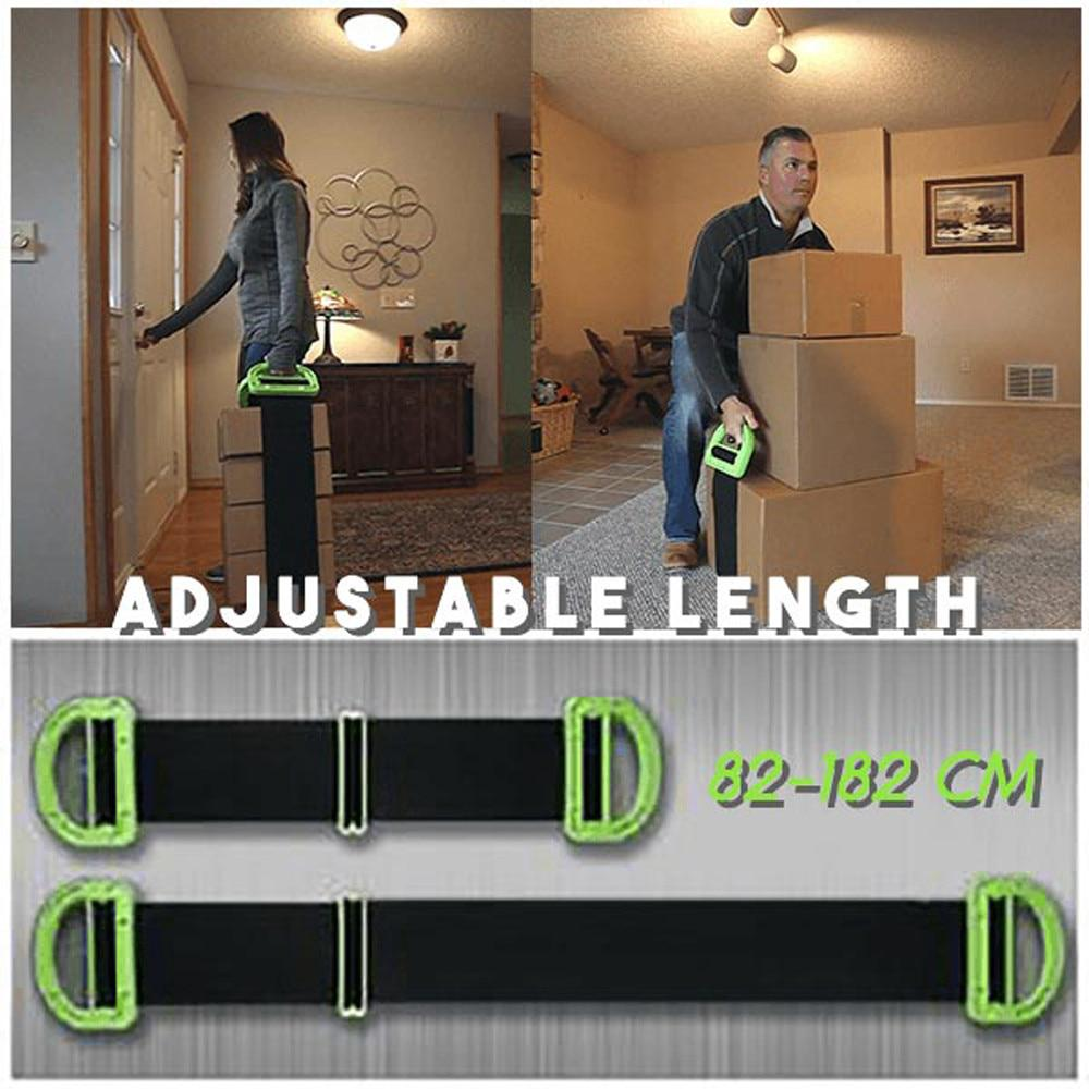 31a71cc56fb8 GMall COD Portable Adjustable Moving & Lifting Straps For Furniture ...