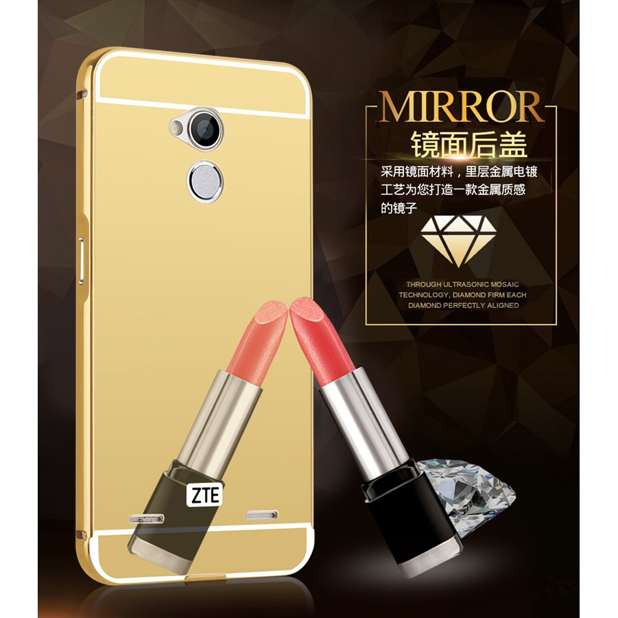 Oppo A3s Mirror Metal Aluminum Hard Case Shockproof Cover Shopee 2in1 Squishy Bumper F1s Philippines