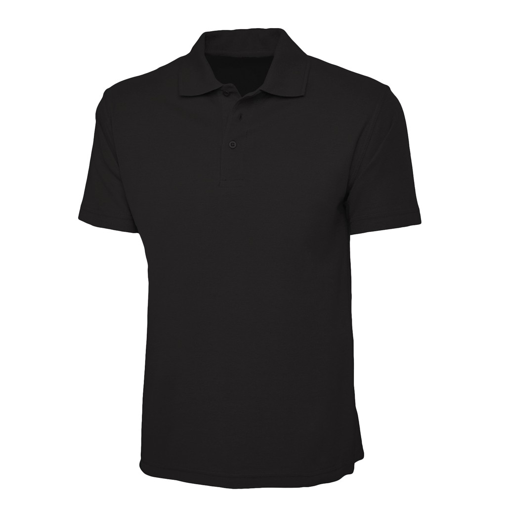 Image result for black polo shirt