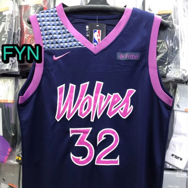 Nba Jersey Minnesota Timberwolves Shopee Philippines