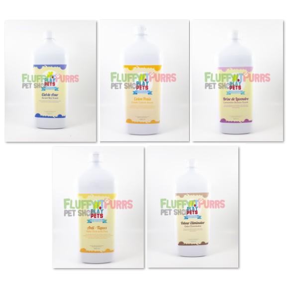 Play Pets Shampoo 1000ml