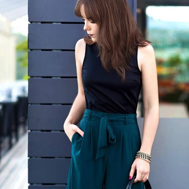 8d09dc3895f6ea terno pants korean blouse+ square pants (TCC)