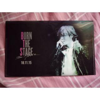 BTS Kim Taehyung Burn The stage ticket holder ( rare )
