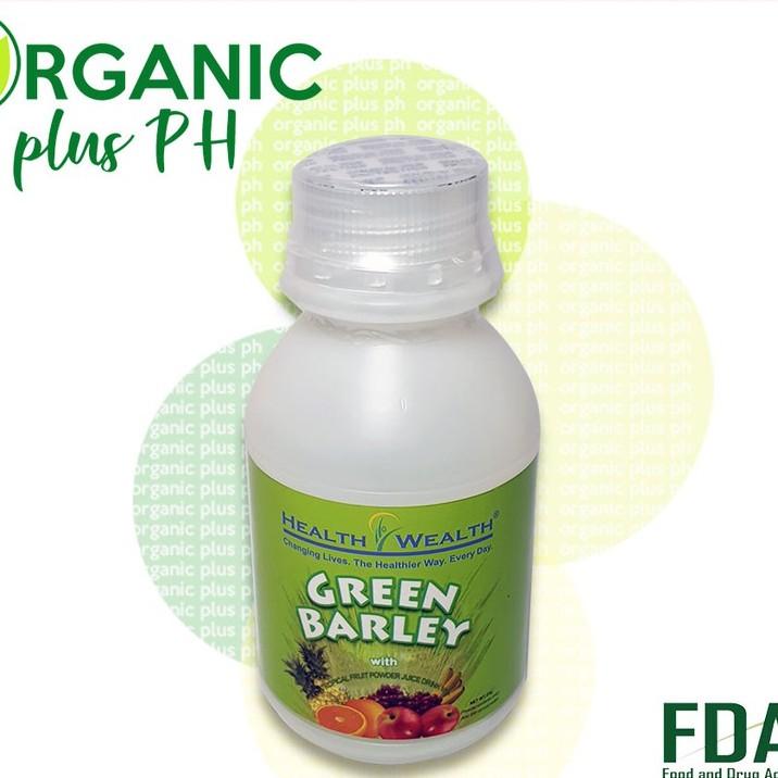 ile razy dziennie pic zielony jeczmien