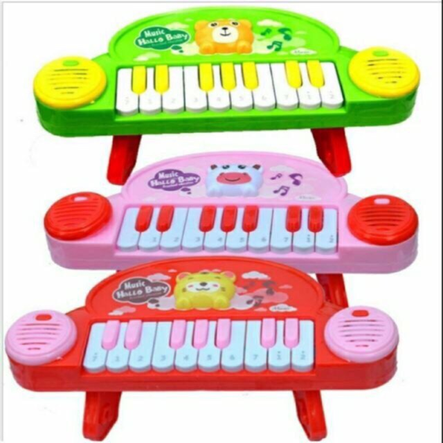 Reasonable Music Trolley Music Ice Cream Play House Toy Plastic Toy Music Multicolor Led Rotating Multi-function Collection Novelty Game Groceries Toys