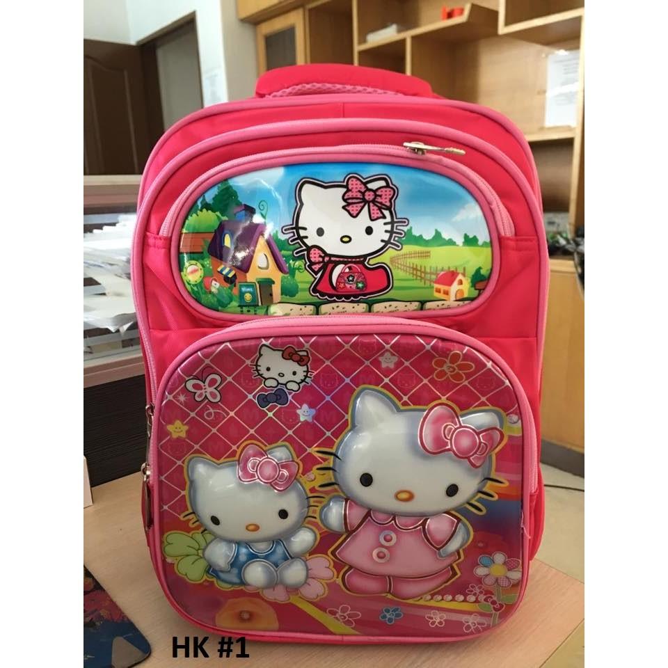 a46aa8542e Disney Tsum Tsum School Backpack 16 Inches