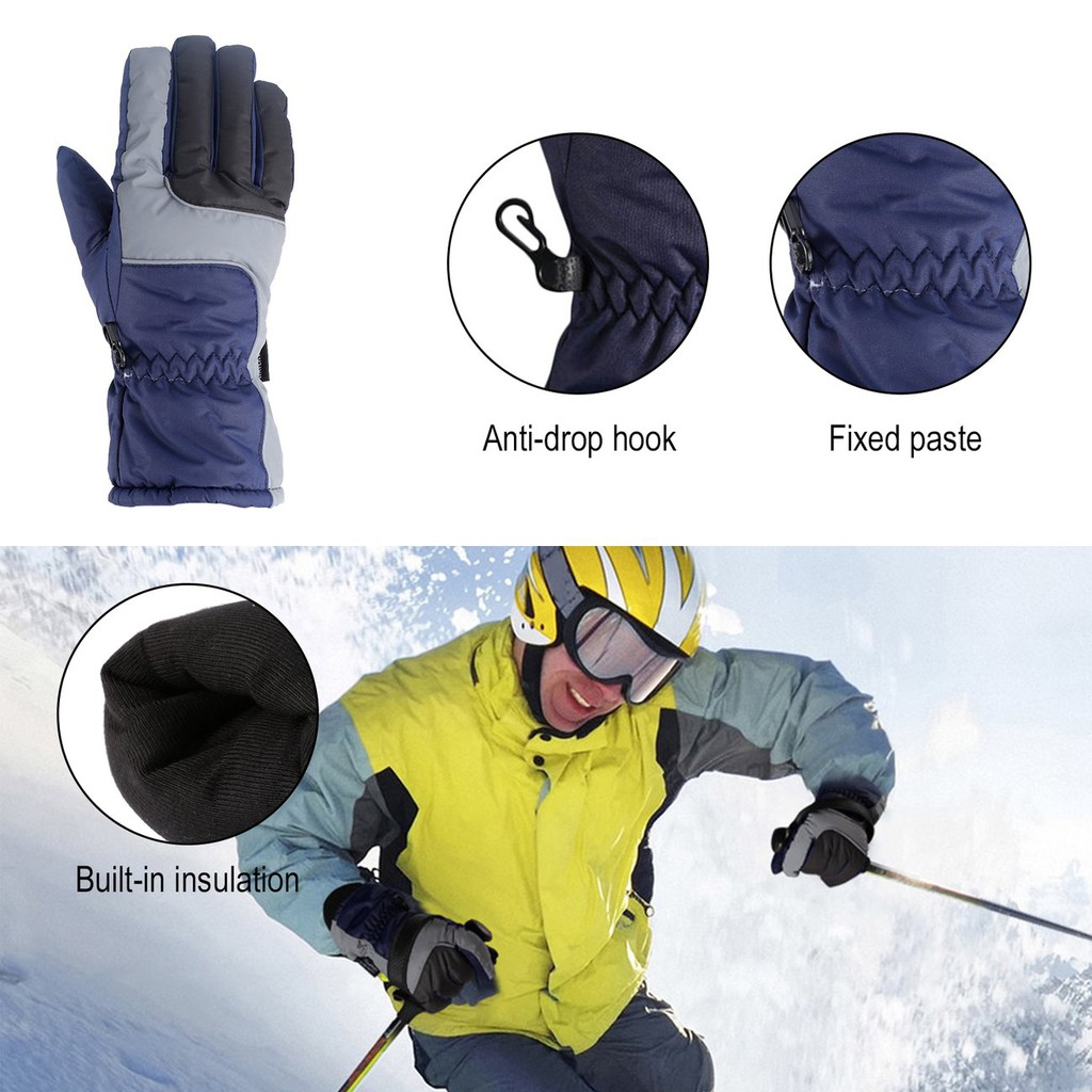 8554b97d50fc0 GDA❤OUTAD Outdoor Elastic Waterproof Snow Ski Gloves Mountain Climbing for  Women | Shopee Philippines