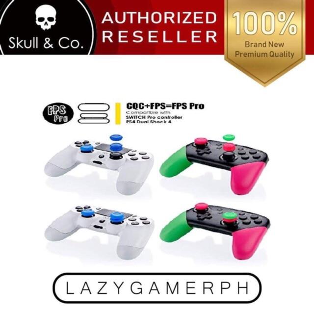 Nintendo Switch For Pro Con Skull & Co Analog Caps