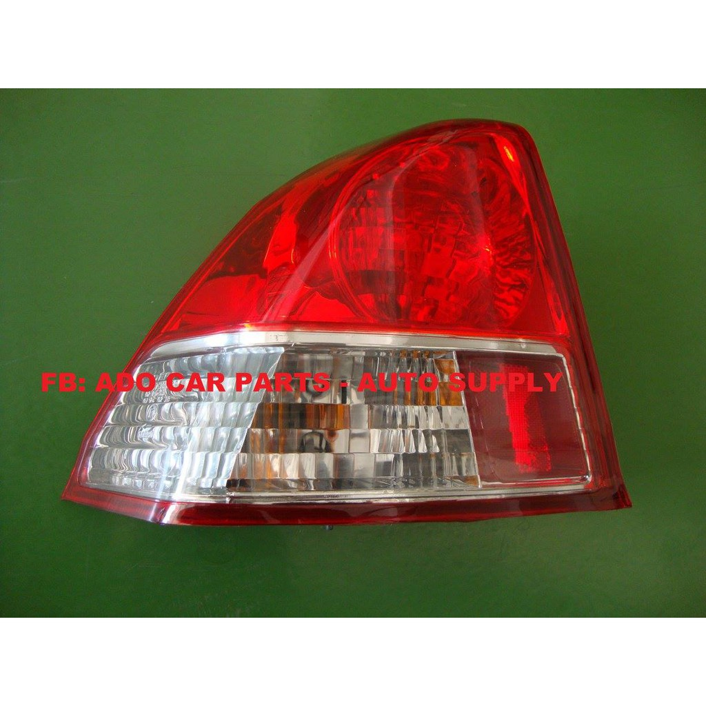 Driver Side Left Side Tail Lamp Tail Light Taillamp Taillight Honda Civic 2004 2005 Shopee Philippines