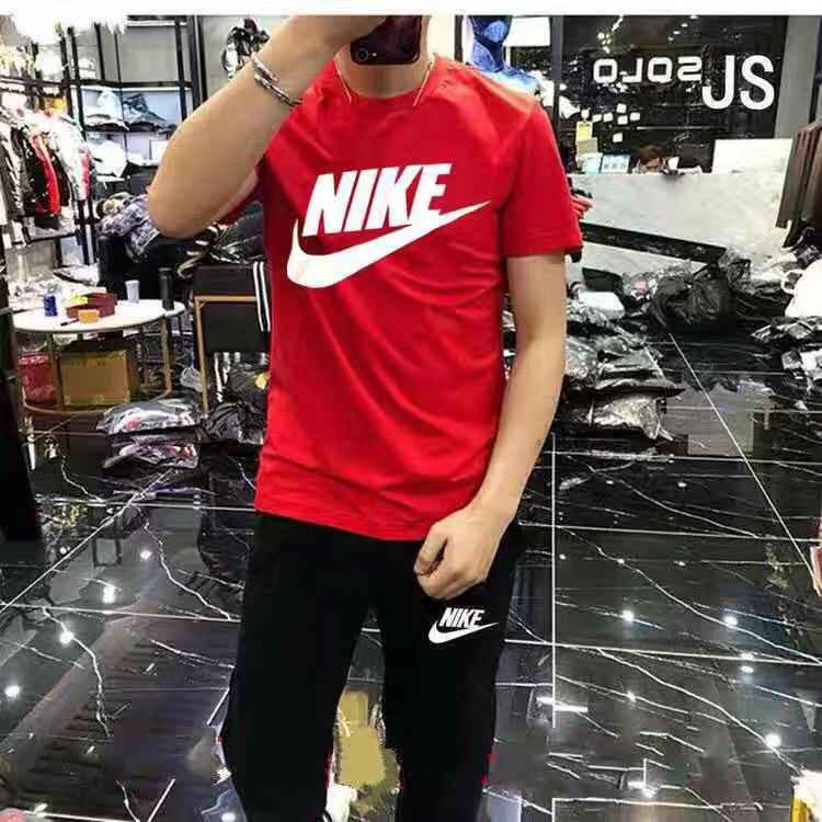 2019 NEW!!!Men's T-shirt Fashion Cotton T-shirt For Men 1001