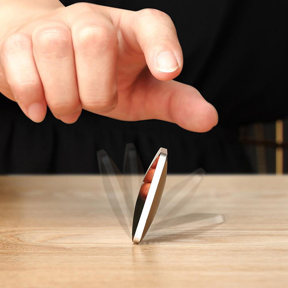 Artifact Flipo Flip Metal FingertipToy Desktop Flip For Adult Desk Toy Bag