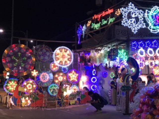 Christmas Lights In Pampanga.Christmas Lights Pampanga Made