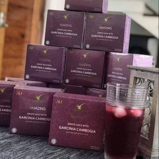 Amazing Garcinia Powder Juice Shopee Philippines