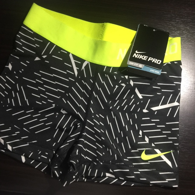 b397270d31a NIKE pro shorts (small) | Shopee Philippines