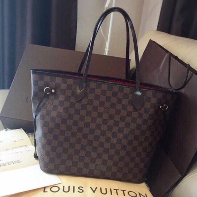 best site choose genuine clearance sale LOUIS VUITTON NEVERFULL