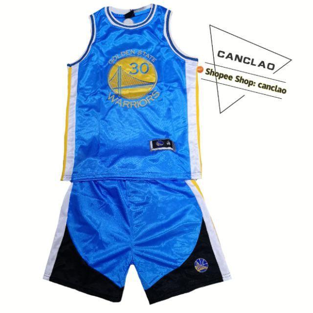 newest f778d a5f61 Jersey for kids golden state #30 curry light blue-qw
