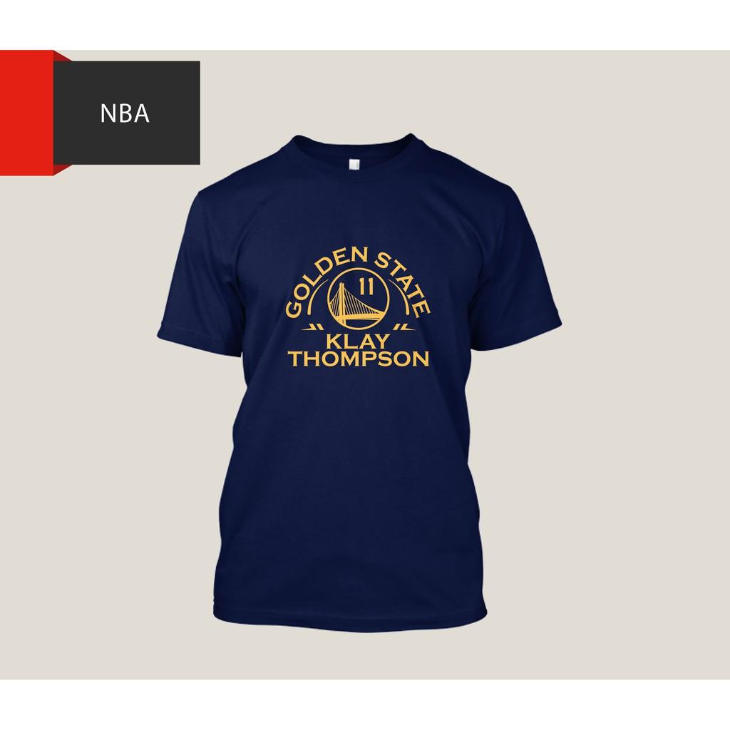 big sale db387 e04d9 NBA GSW Klay Thompson T-Shirt Design Print