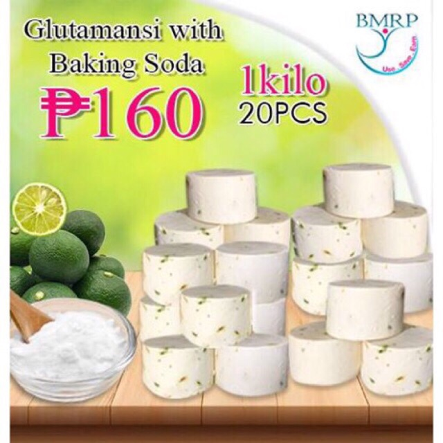 #Mrd Glutamansi with Baking Soda Soap BNDLE OF 20