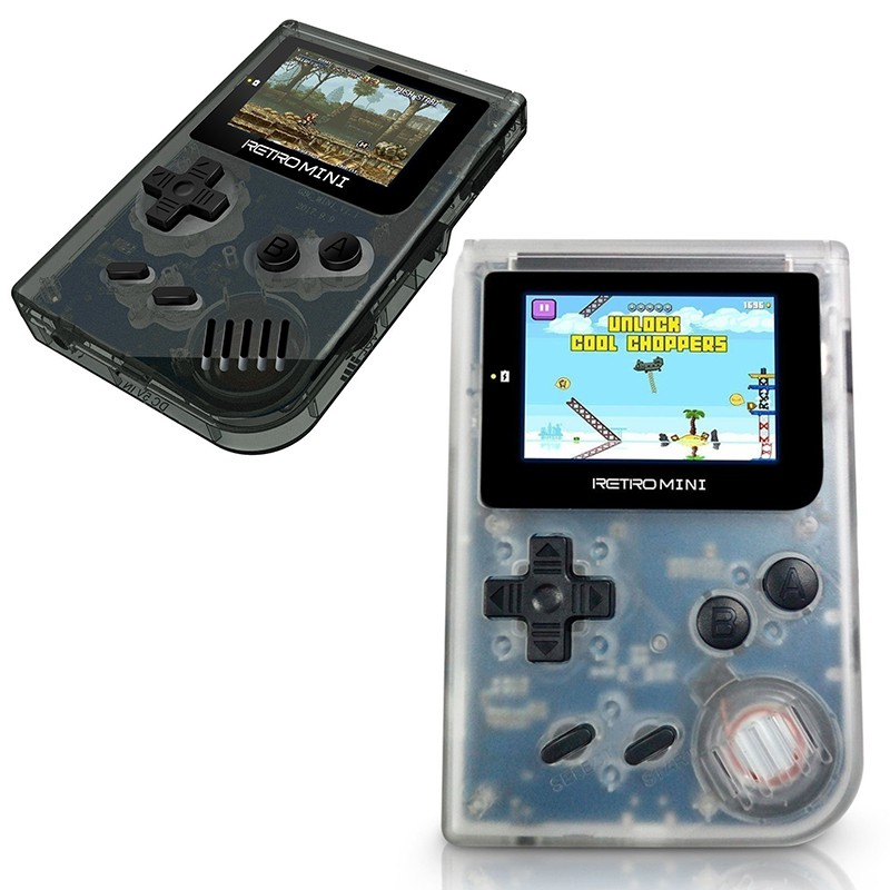 Retro Game Console 32 Bit Portable Mini Handheld Game Player PHGB
