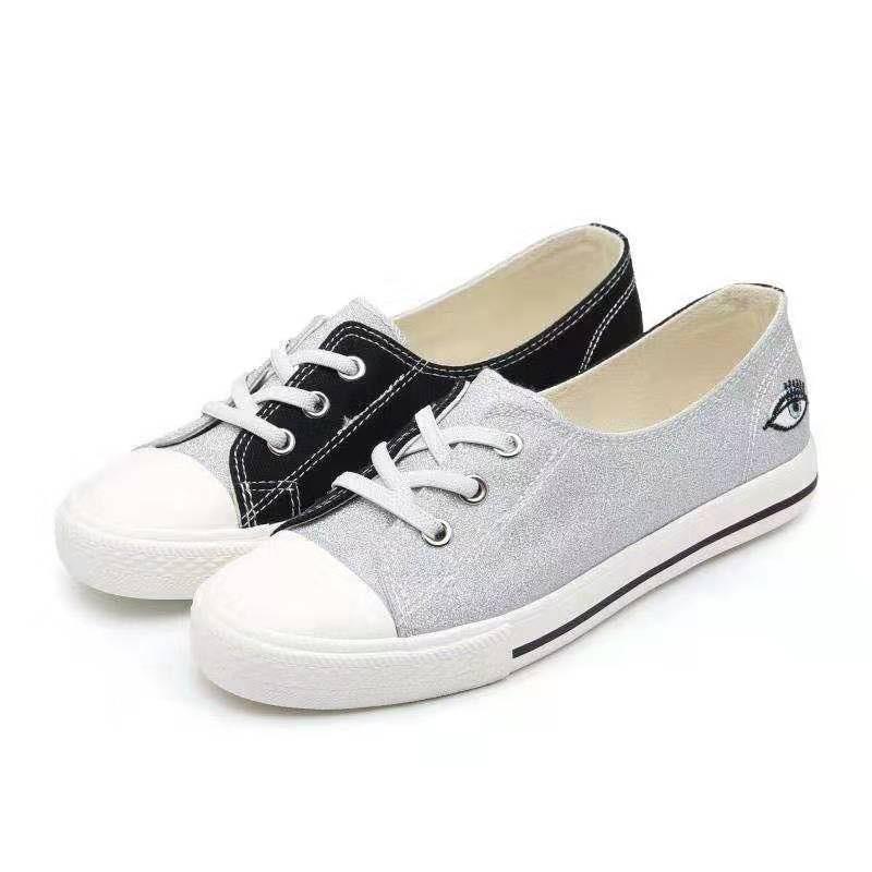 MME Women's Korean Low Cut Cute Sneakers 1079 baba