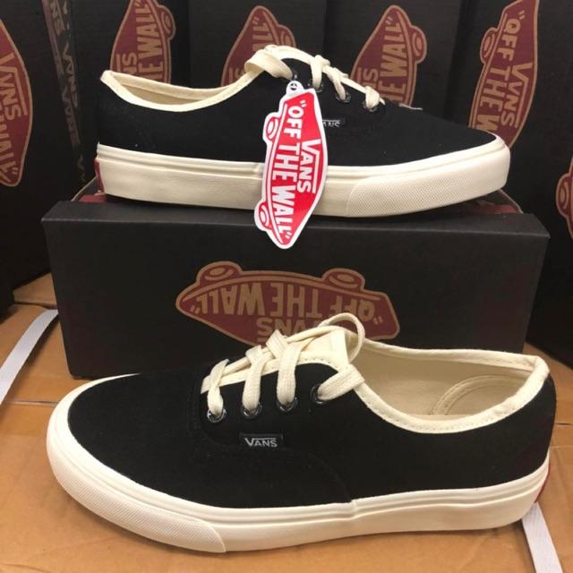 49055116b00919 Vans black bone Shoes For Men and Women Black Khaki  V117-1