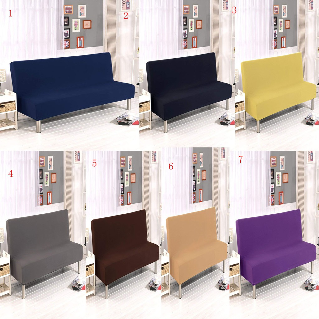Foldable Sofa Cover Stretch Bed