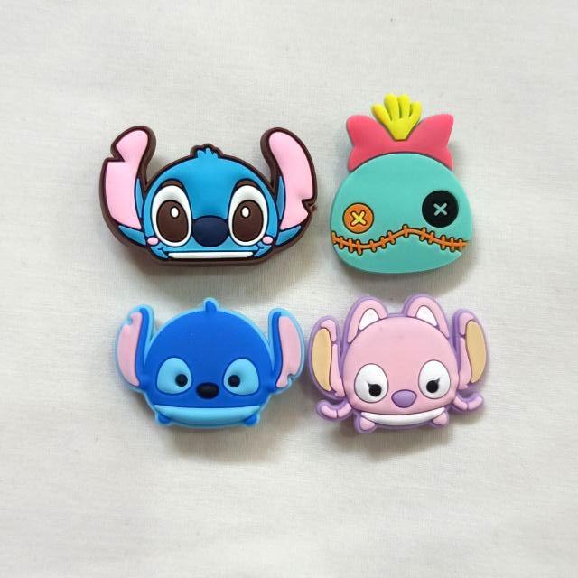 Pooh//Buzz Chip//Dale 10 pcs Shoe Charms for Croc Shoes Jibbitz Bracelets
