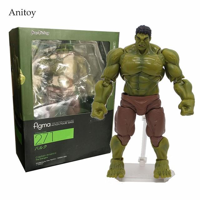 Figma Hulk Action Figure