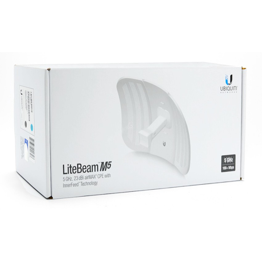 LiteBeam M5-23 Outdoor CPE/Antenna