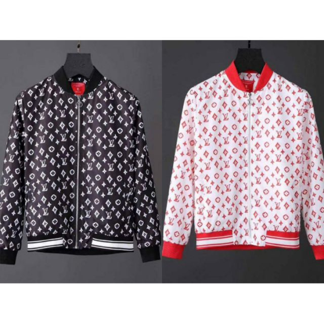 cbde95cb6ac Supreme LV Louis Vuitton Geisha Jacket 🎎 2 Variants
