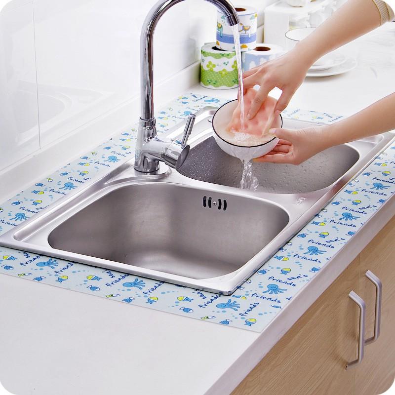 Kitchen Sink Waterproof Mildew Self Adhesive Cartoon Tape Bathroom Toilet Crevice Strip Self Adhesiv Shopee Philippines
