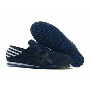 release date 97464 837a2 Onitsuka Mexico 66 (DK Blue/ White) Paraty Shoes